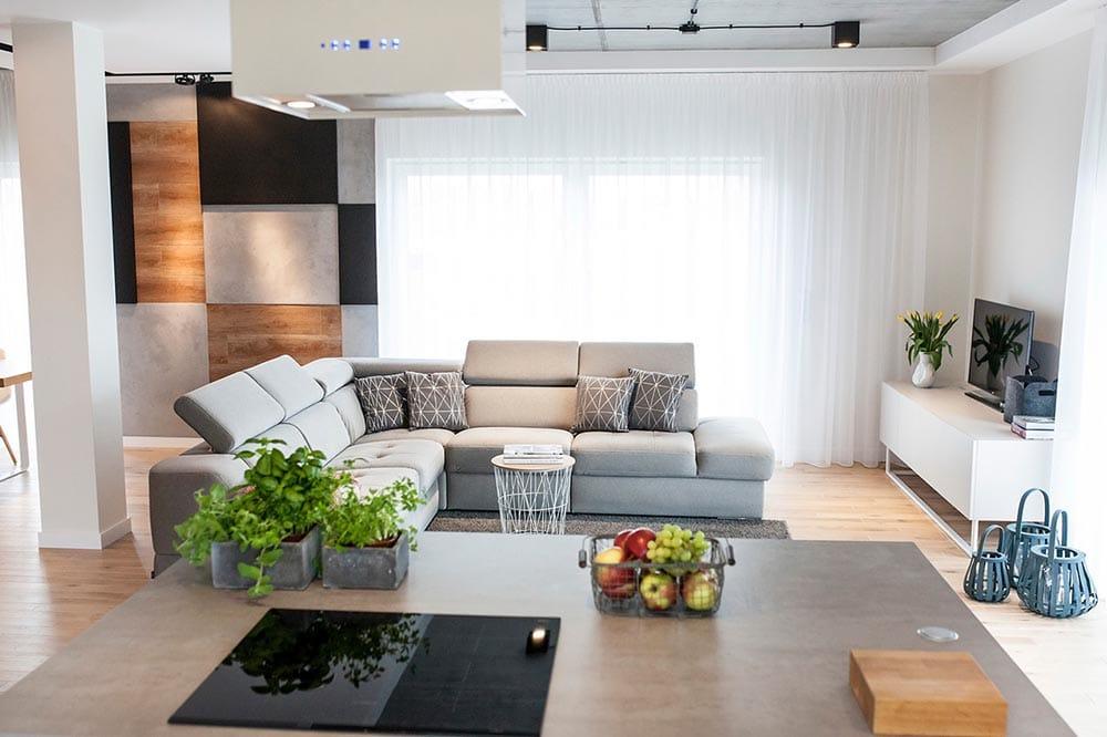Projekt wnętrza domu Szczecin