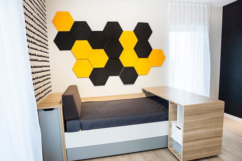 projekt wnętrza domu w Szczecinie